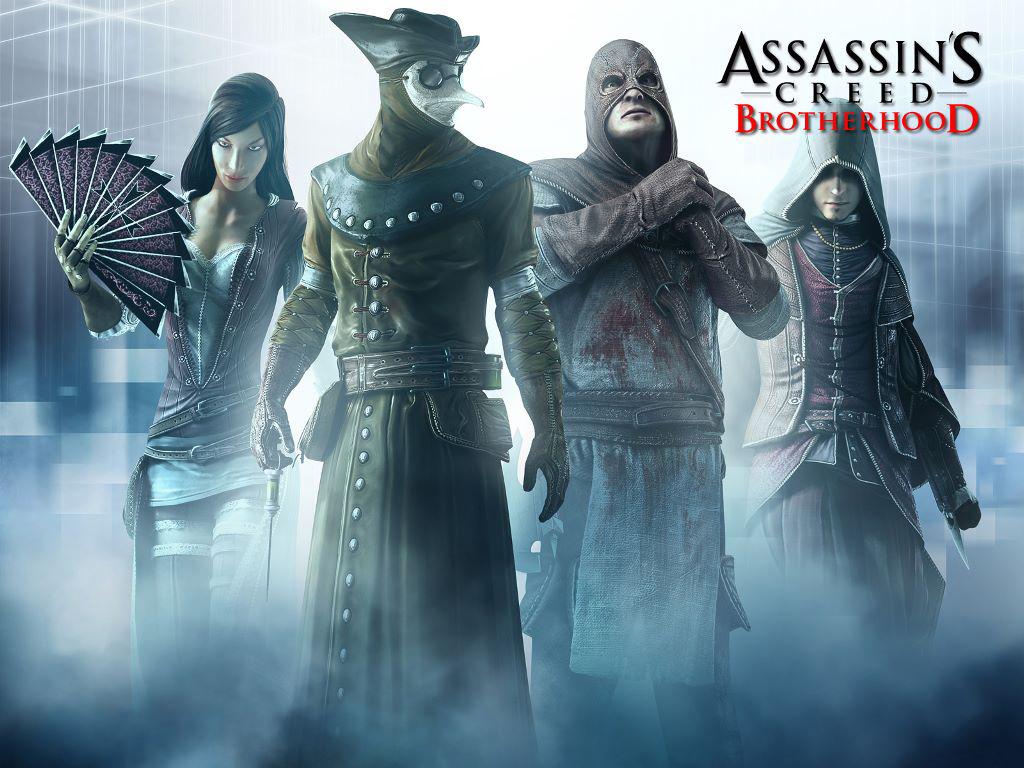 Fuentes de Informacin   40 Wallpapers de Assassins Creed HD 1024x768