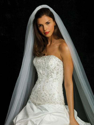 Brideca Wedding Gowns 2014 Allure Bridals 400x534