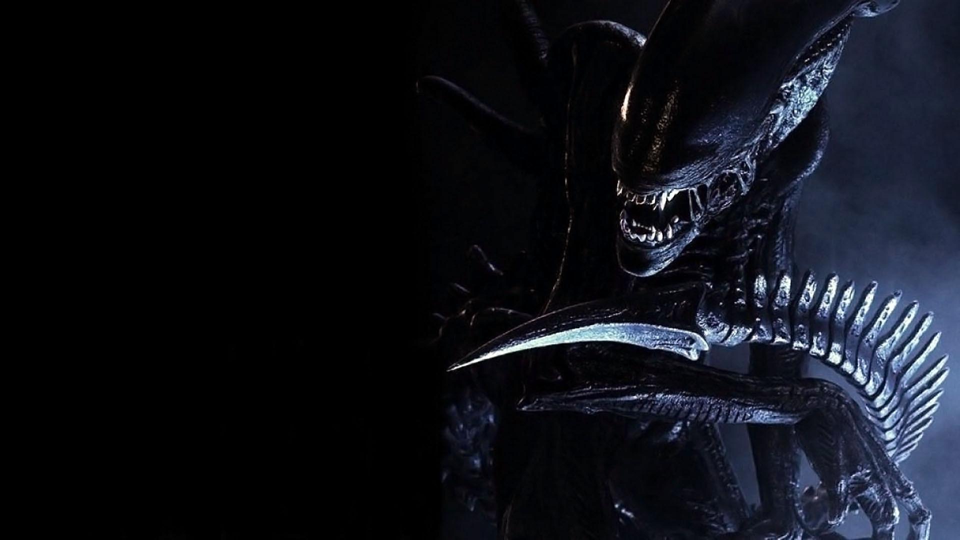 Alien Wallpaper HD 1920x1080