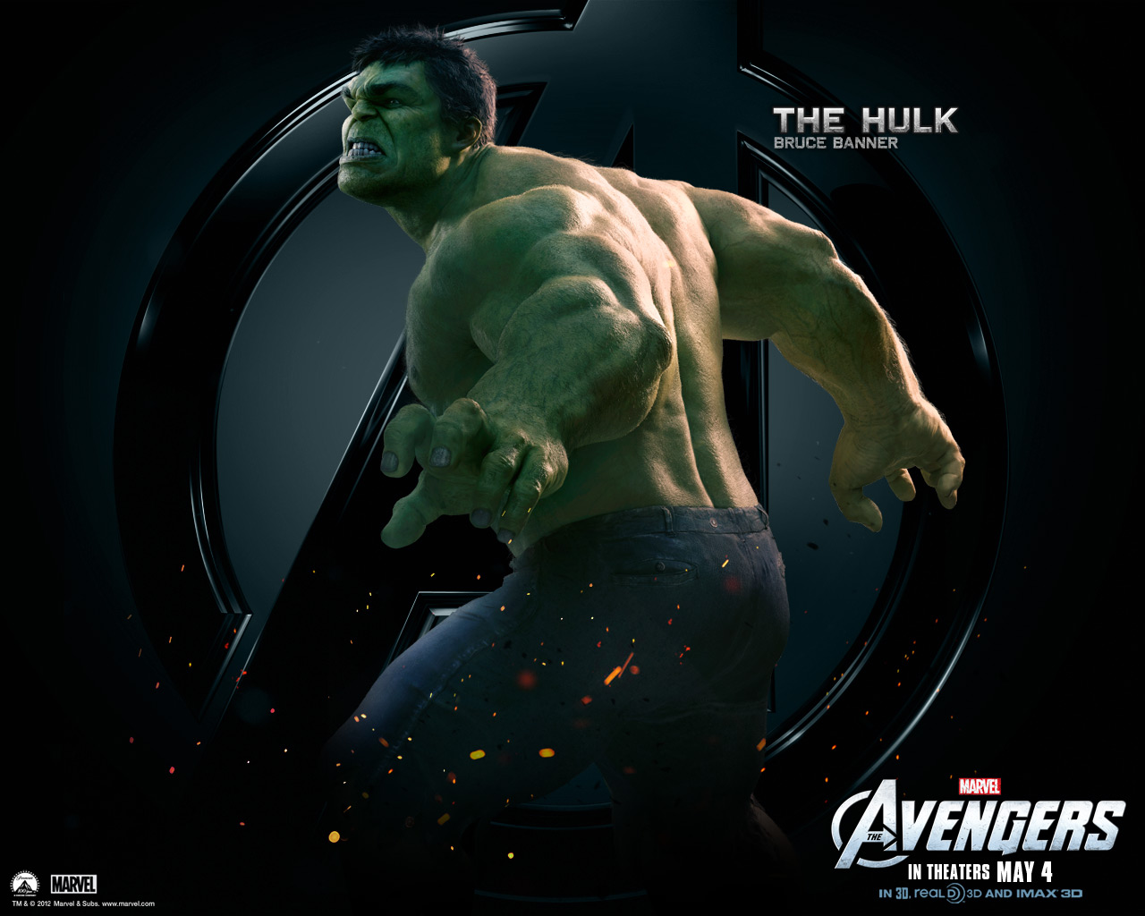 Os Vingadores imagens Hulk HD wallpaper and background fotografias 1280x1024