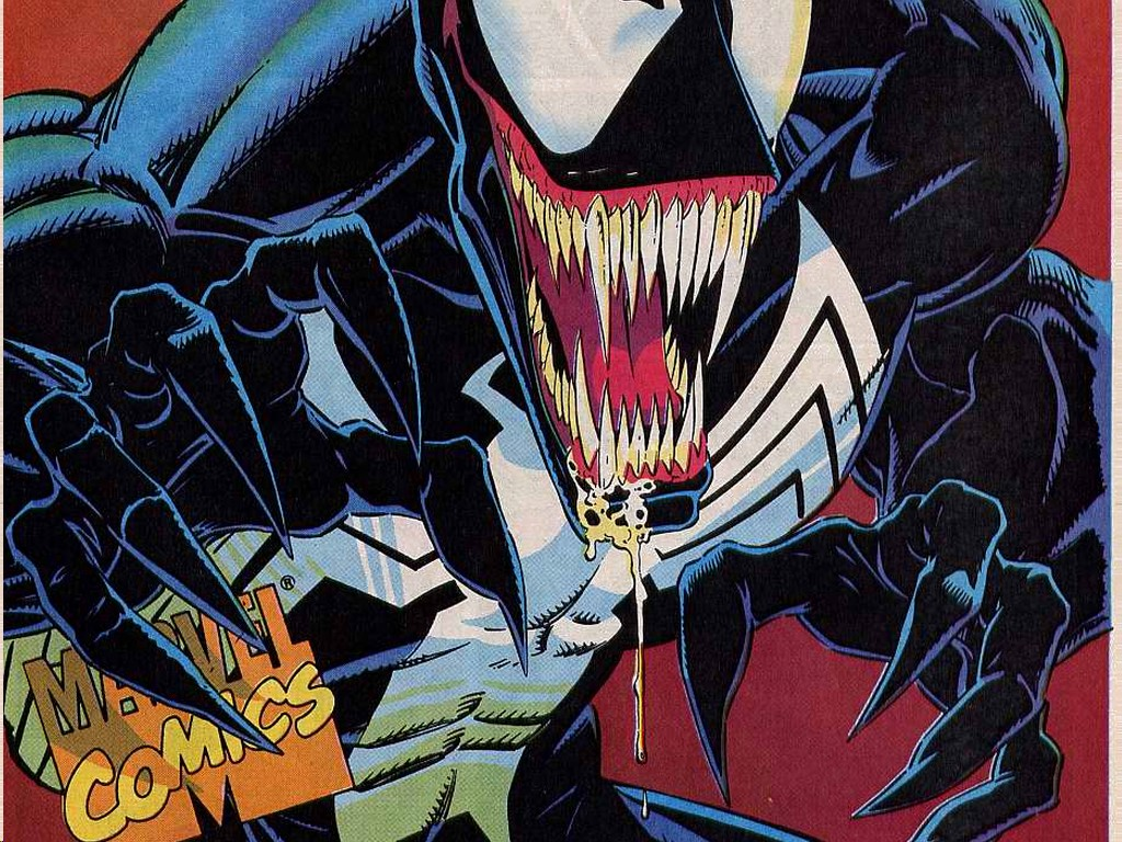 page venom submitted by siteswallpaper of venom wallpaper background 1024x768