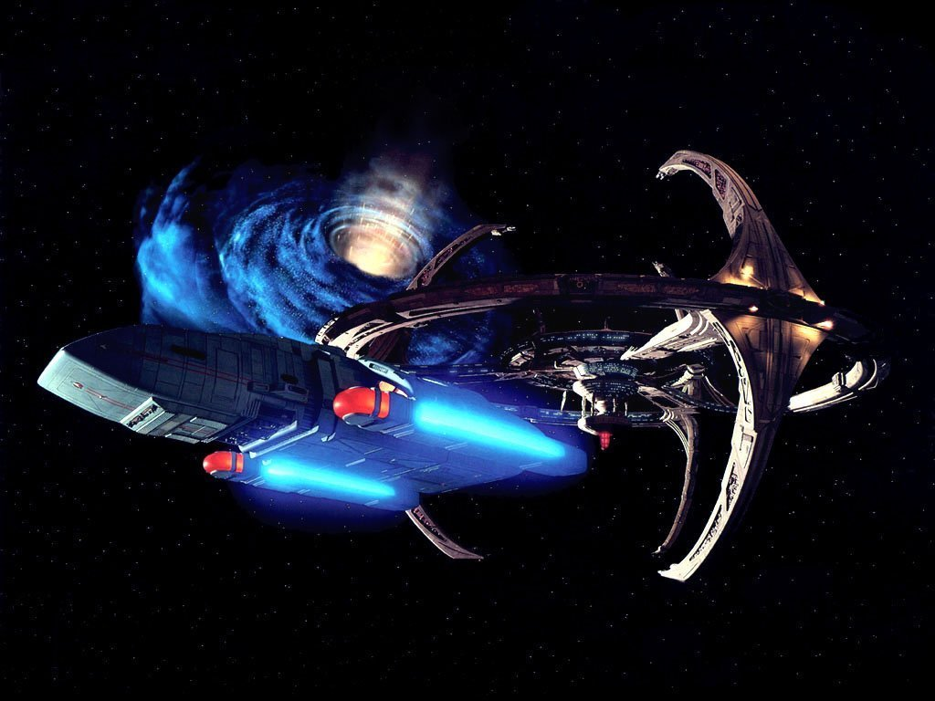Star Trek Deep Space Nine   Star Trek Deep Space Nine Wallpaper 1024x768