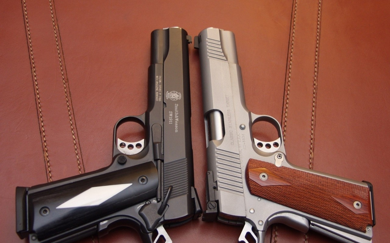 Kimber Pistols Wallpapers Pictures 1280x800