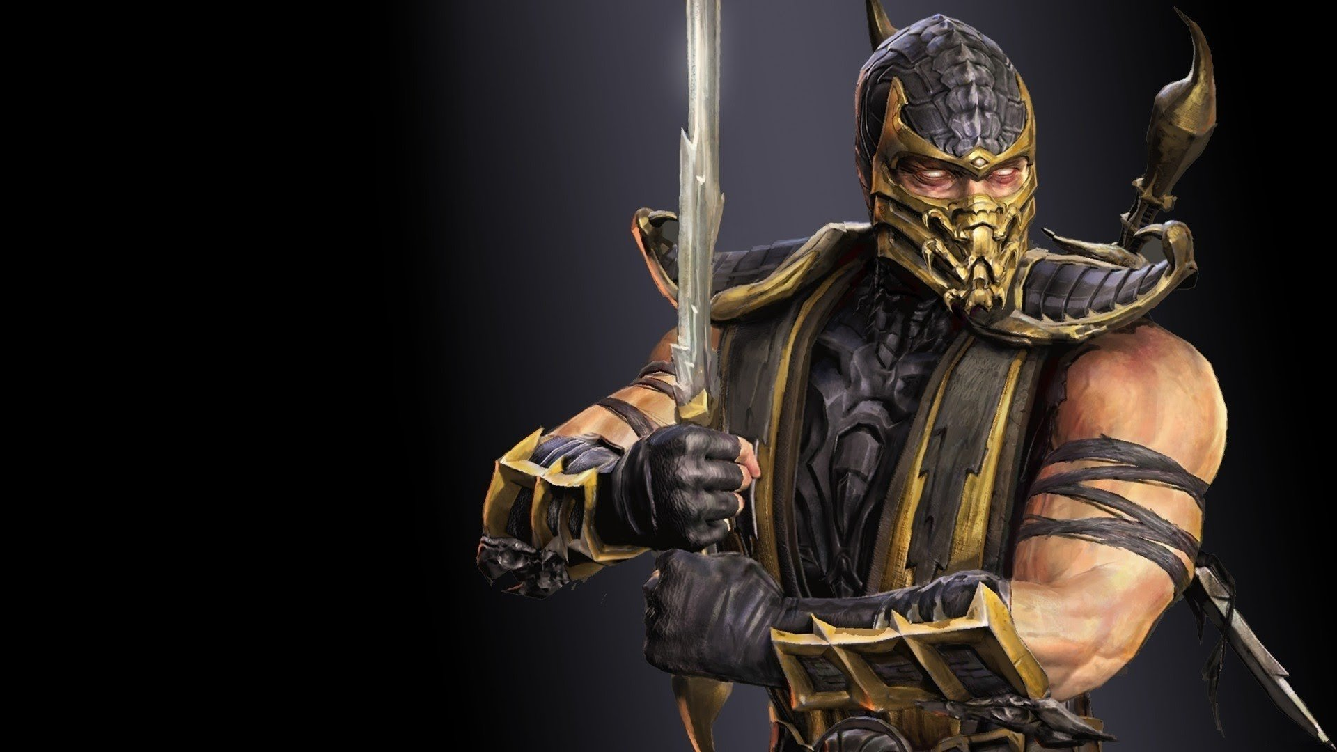Mortal Kombat  Scorpion 1920x1080