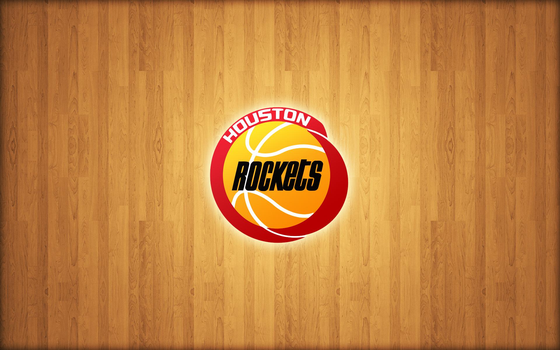 Houston Rockets Logo wallpaper   187441 1920x1200