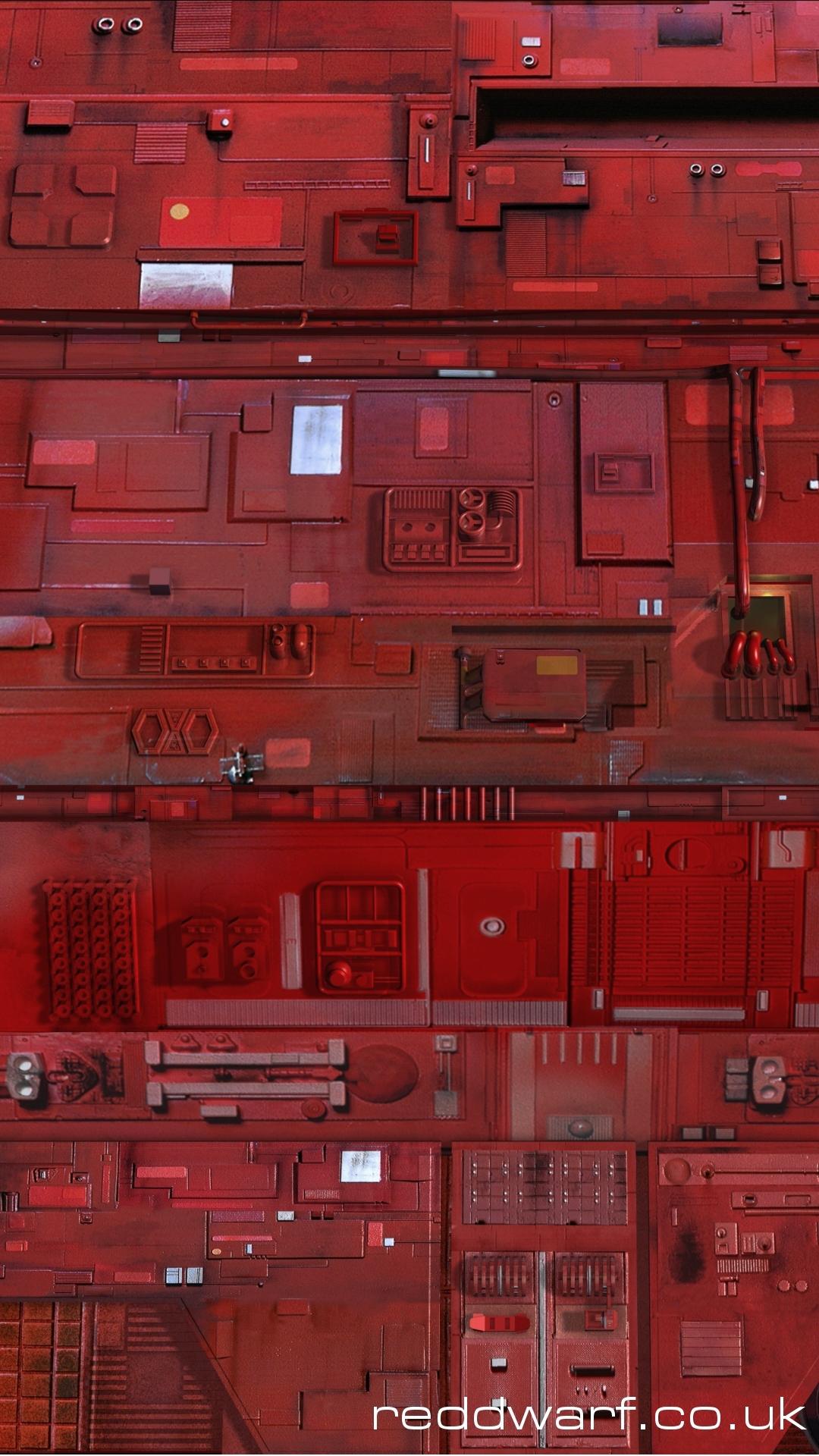 1920x1080 red dwarf - photo #34