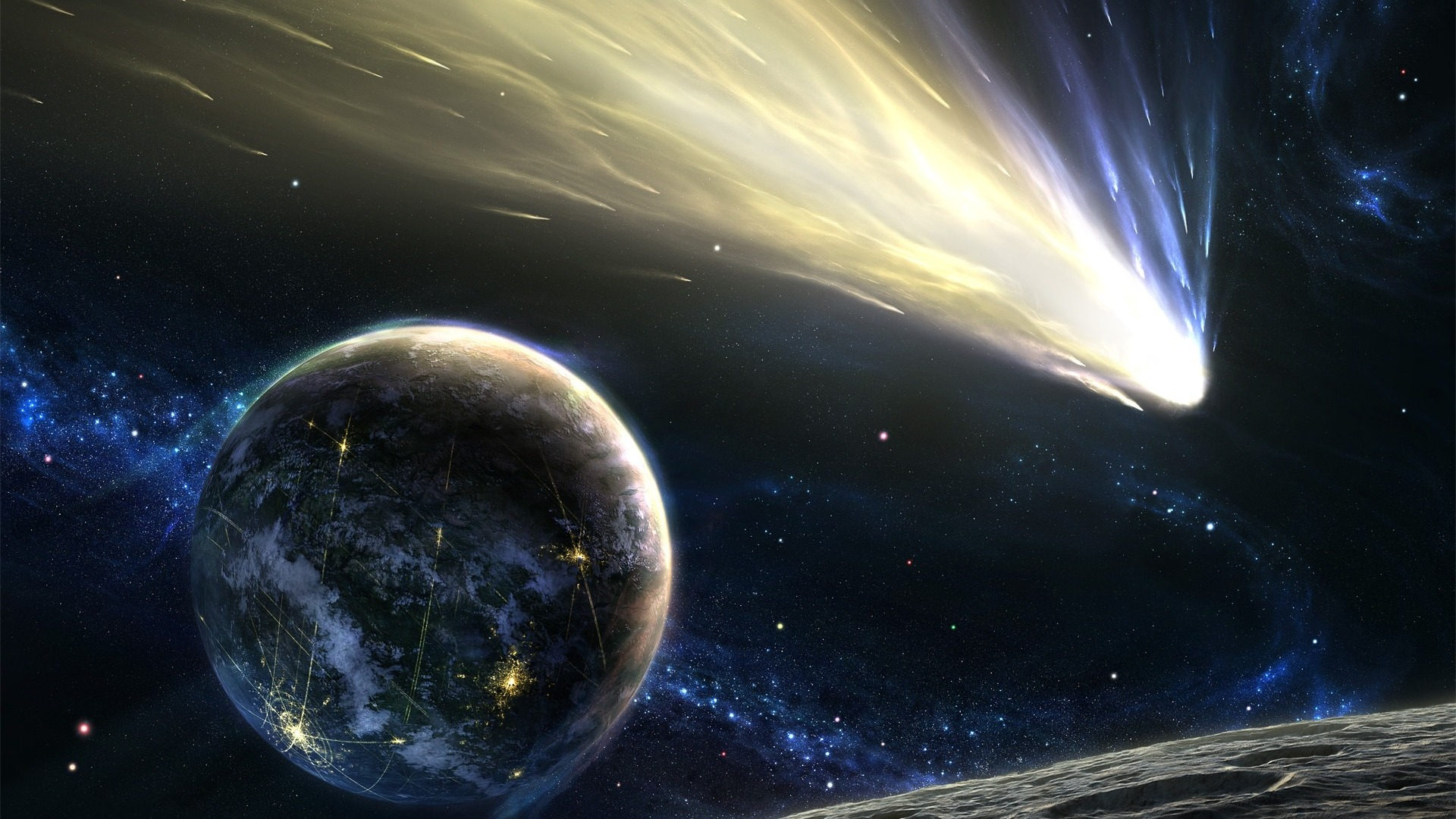 Space HD wallpaper 1920x1080 12   hebusorg   High Definition 1920x1080