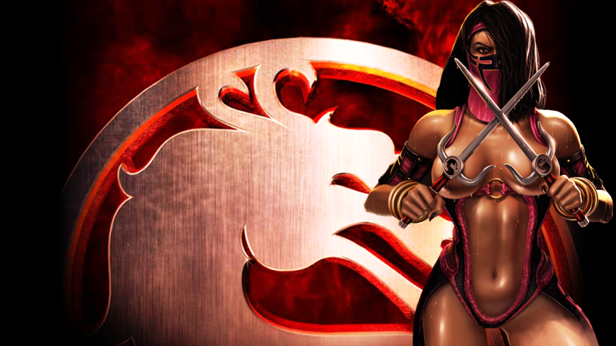 Tattoo Mortal Kombat 9 Mileena 900x506