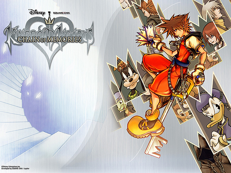 Download Kingdom Hearts Wallpaper HD Download 9272 Full Size Game 800x600