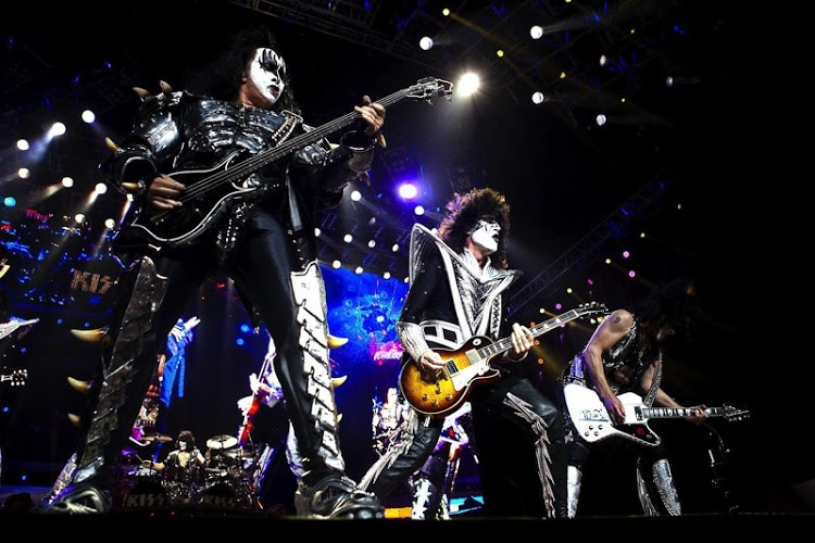 KISS Band BADASS Wallpapers android AppCrawlr 750x500