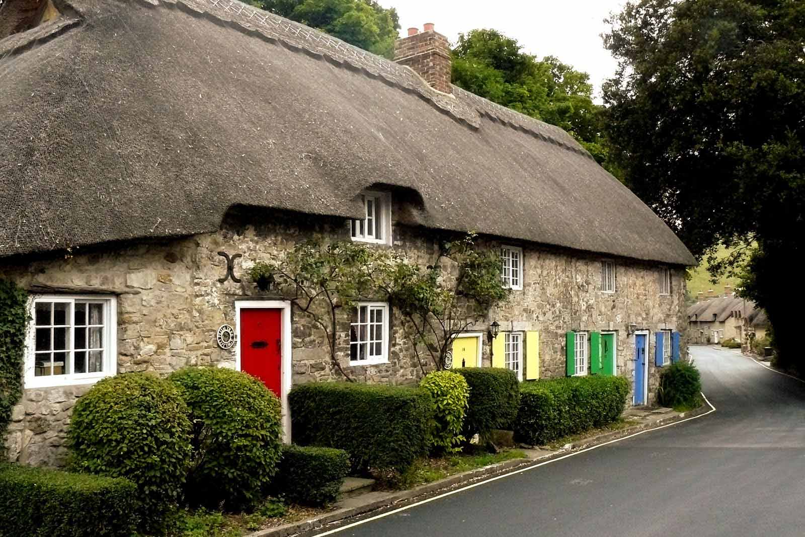English Cottage Wallpapers 1600x1067
