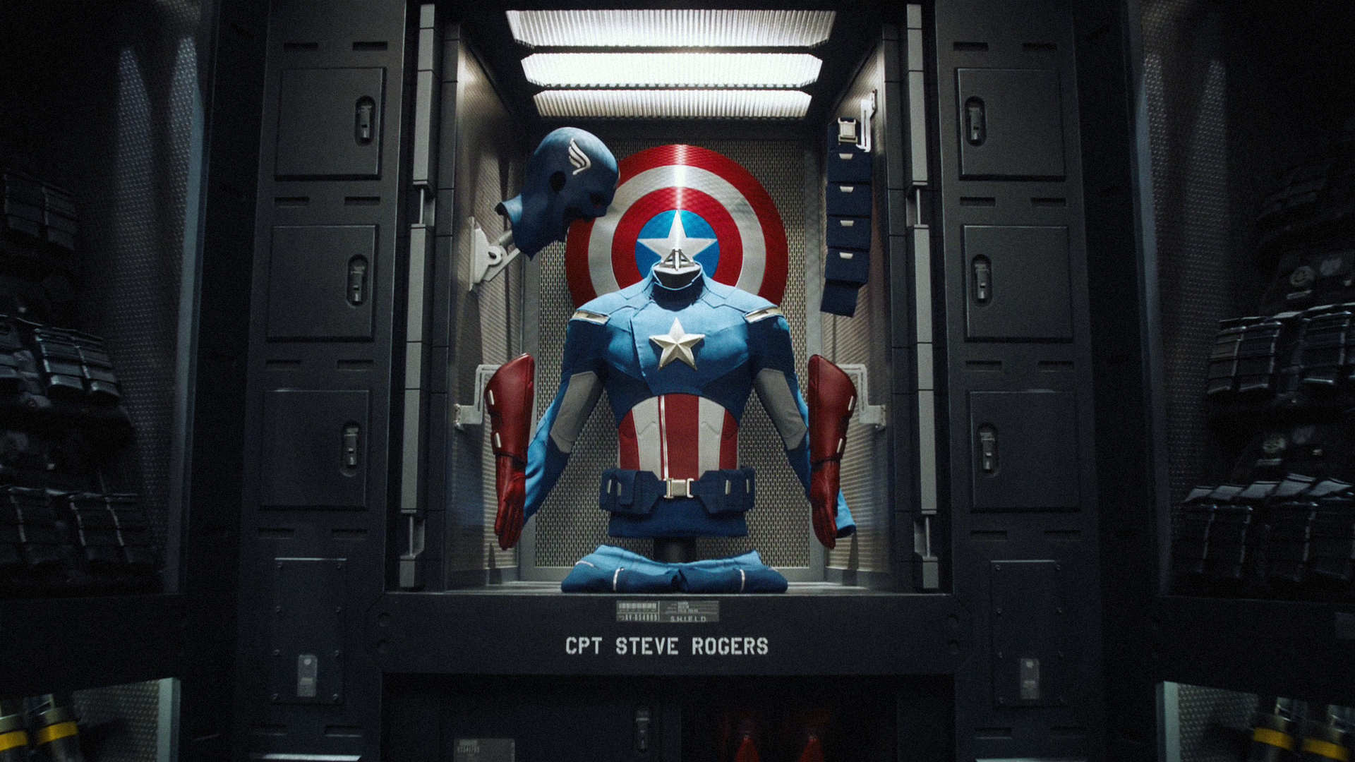 1920x1080 Captain America Costume desktop PC and Mac wallpaper 1920x1080