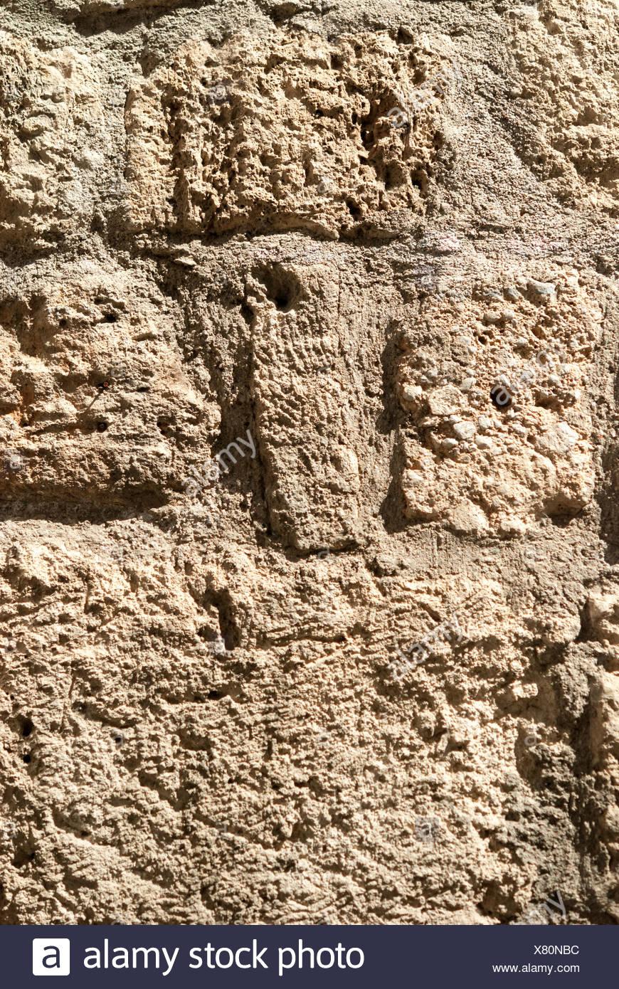 Ancient textured stonework background Stock Photo 280299920   Alamy 870x1390