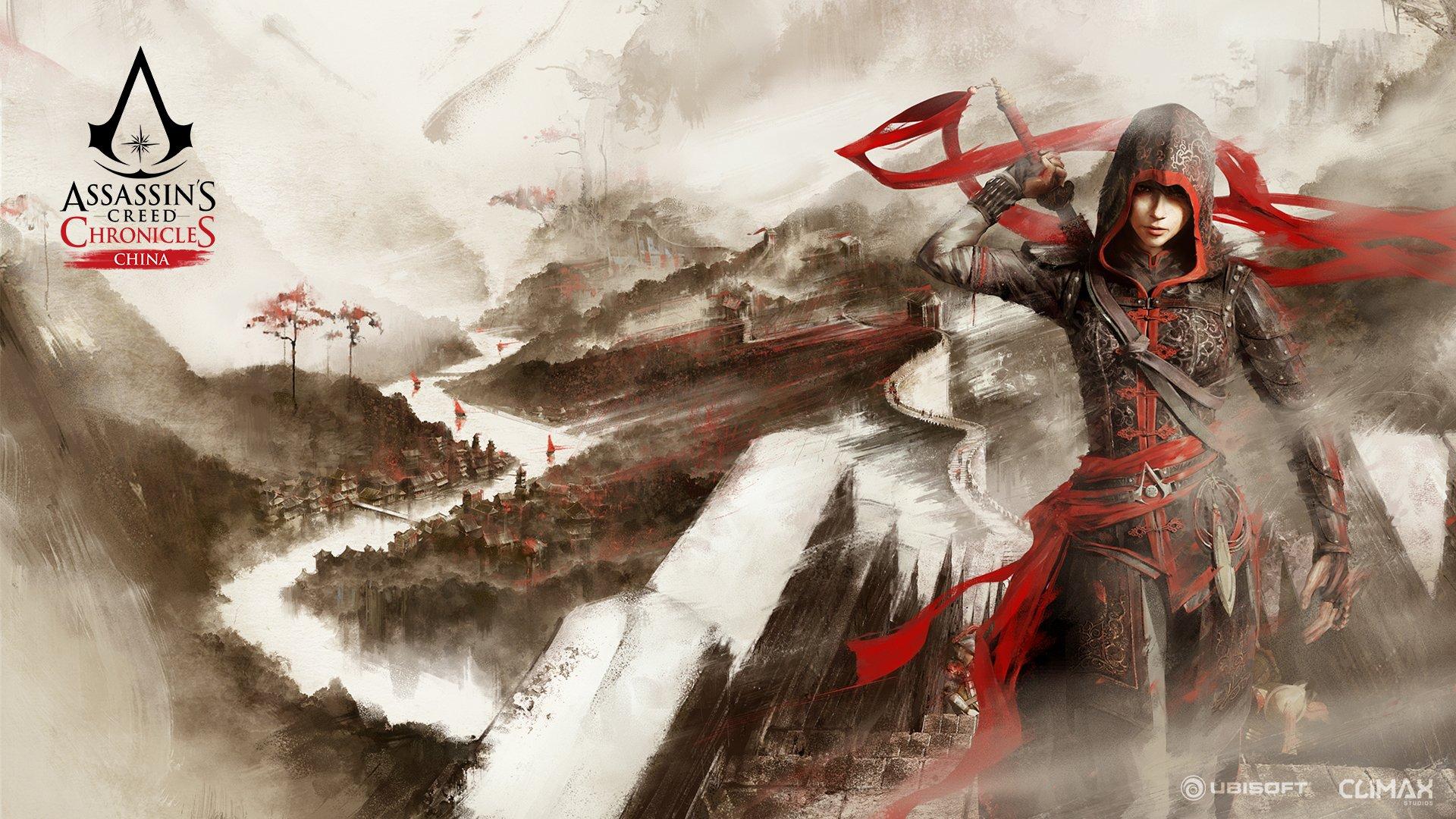 48 Assassin S Creed China Wallpaper On Wallpapersafari