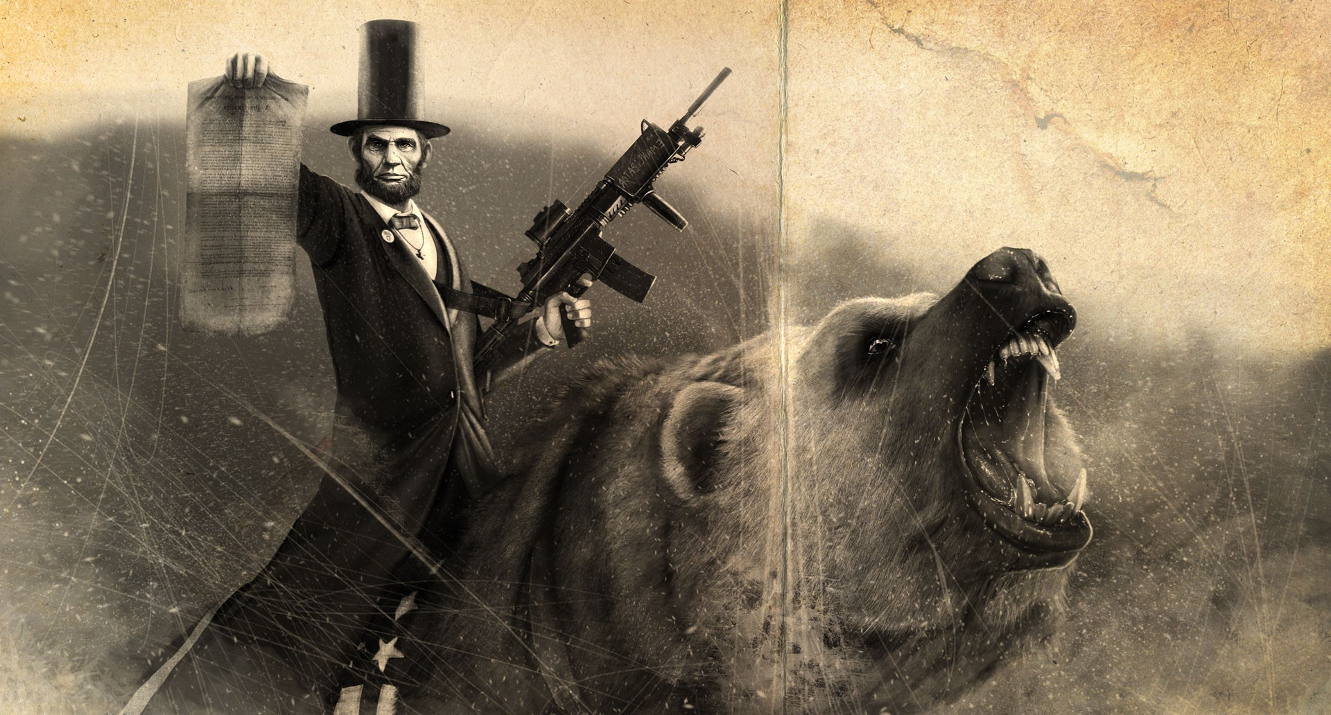 Abraham Lincoln Humor Wallpapers HD Desktop and Mobile 1920x1032