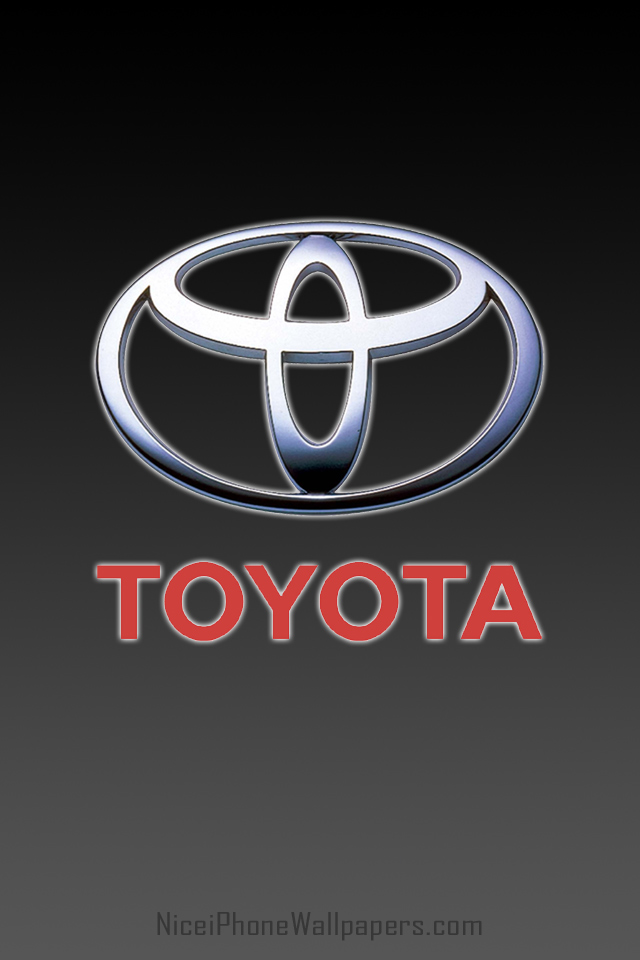 Toyota Logo Wallpaper - WallpaperSafari