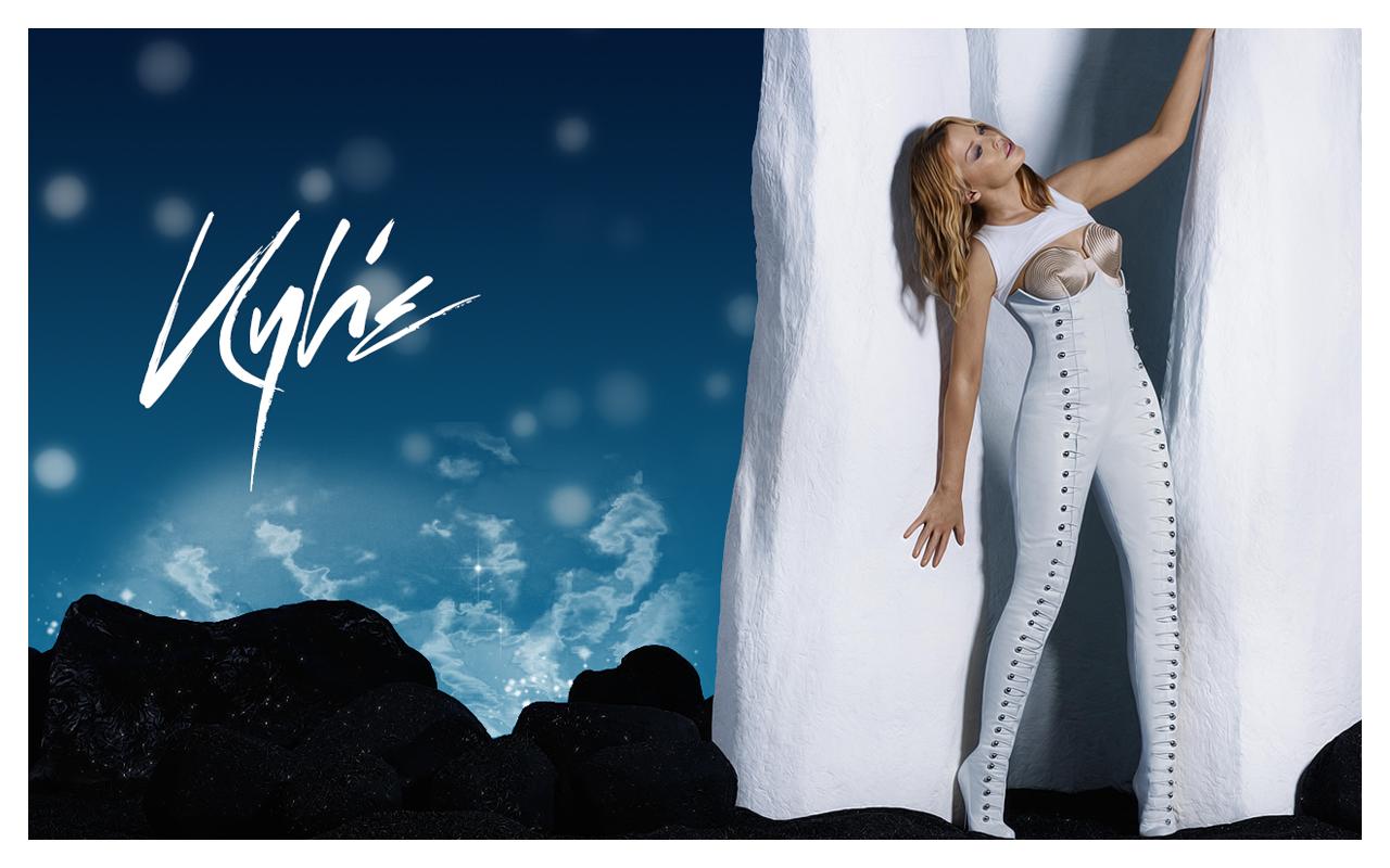 Kylie Fanmade Art Aphrodite Wallpaper 1280x800