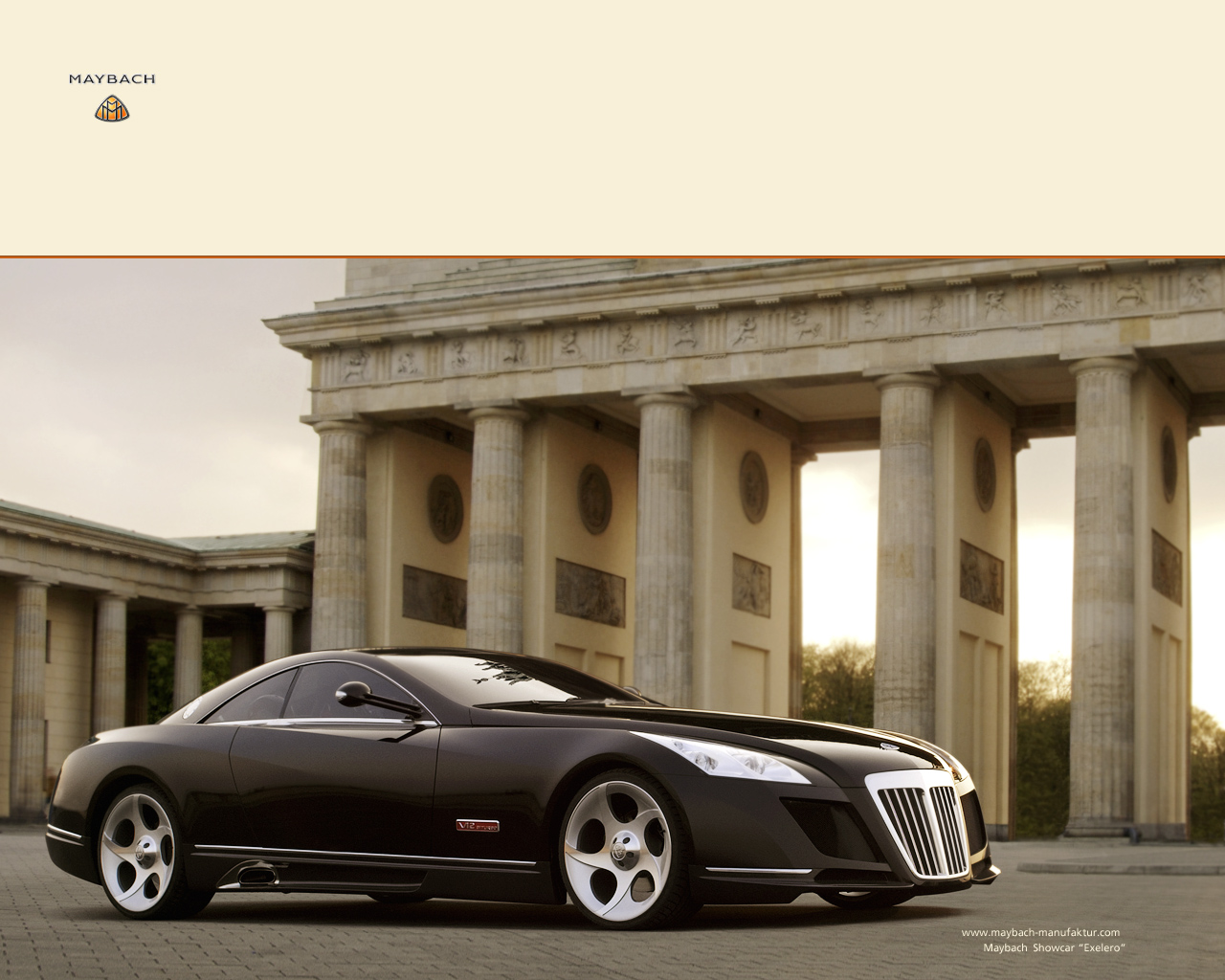 Maybach Wallpapers Group 79 1280x1024