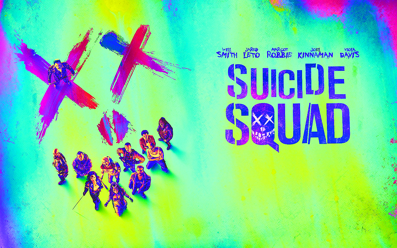 Suicide Squad   Smile Wallpaper   Suicide Squad Wallpaper 1440x900