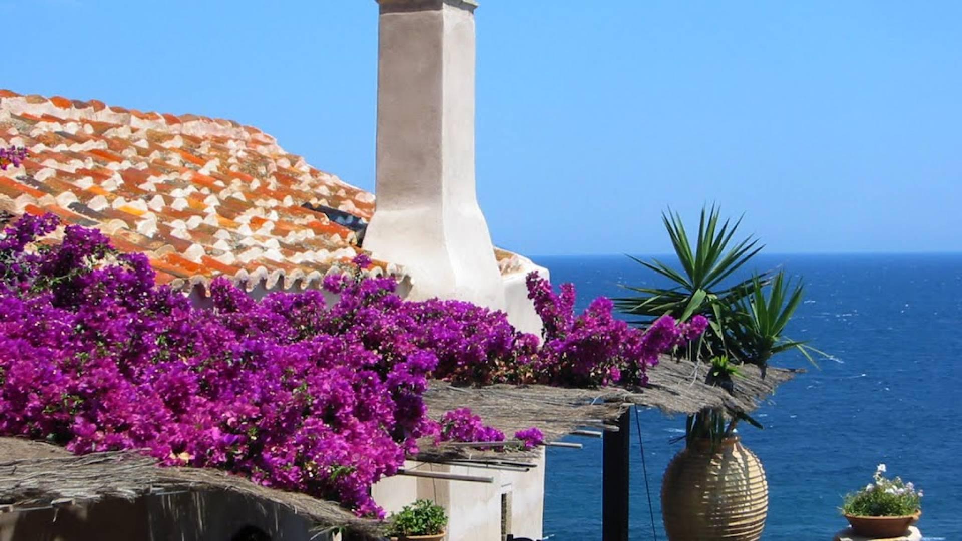 Monemvasia Greece island Yacht rent AA Chartercom 1920x1080