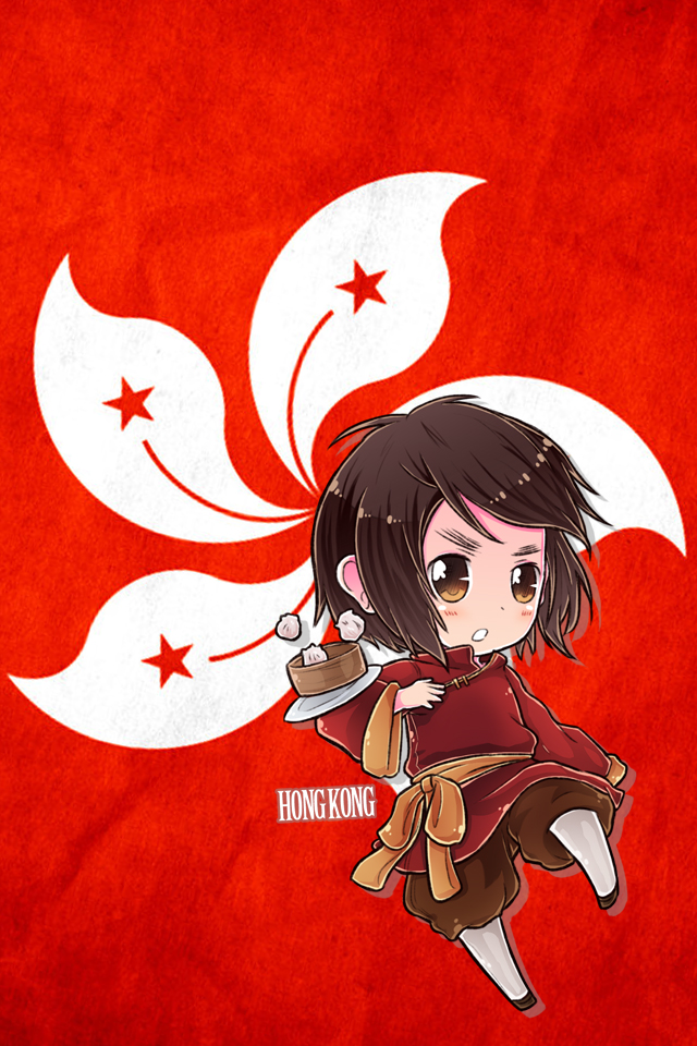 Hetalia iWallpapers   Hong Kong by Dreamweaver38 640x960