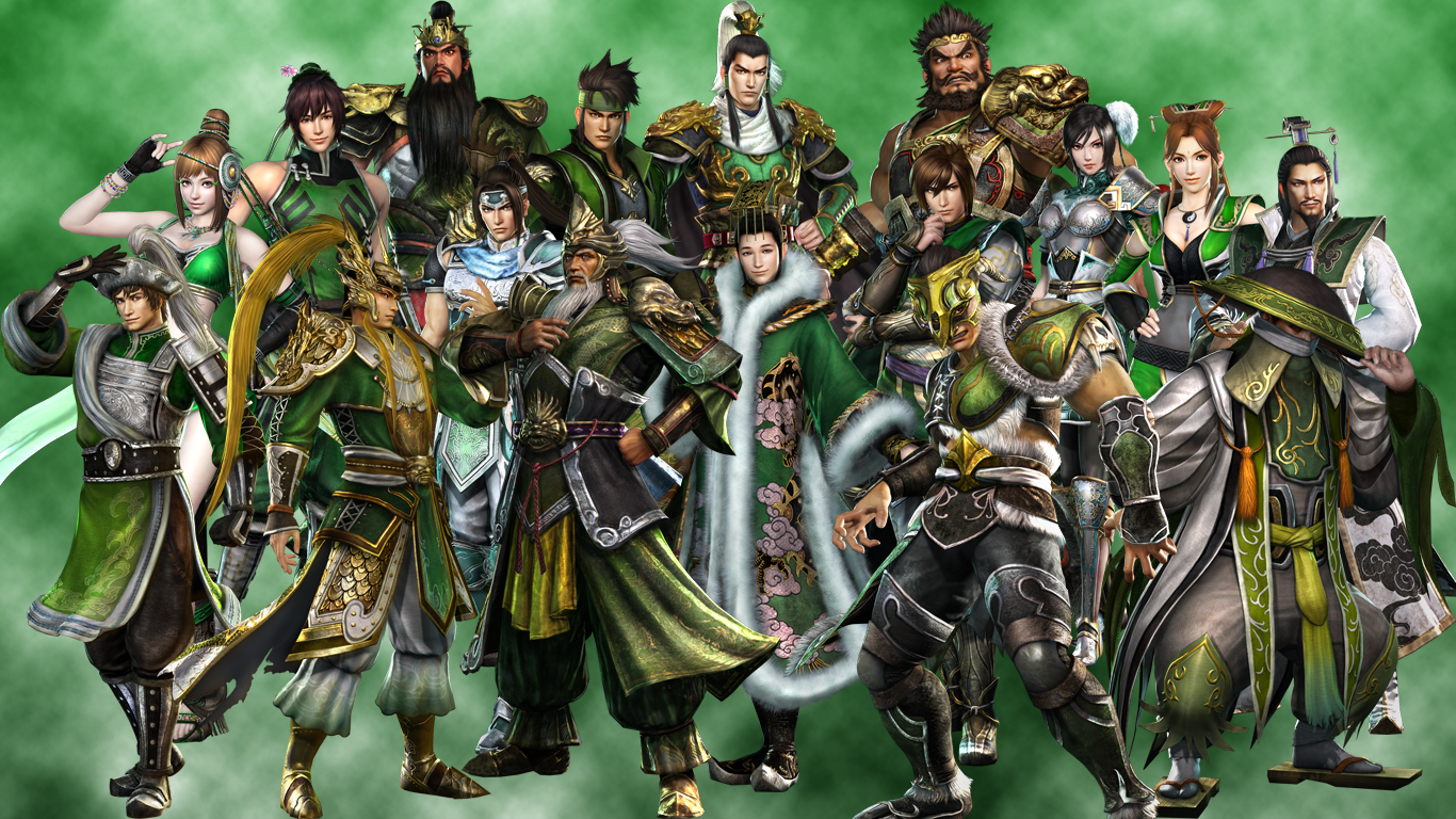 Dynasty Warriors 7 Wallpaper - WallpaperSafari