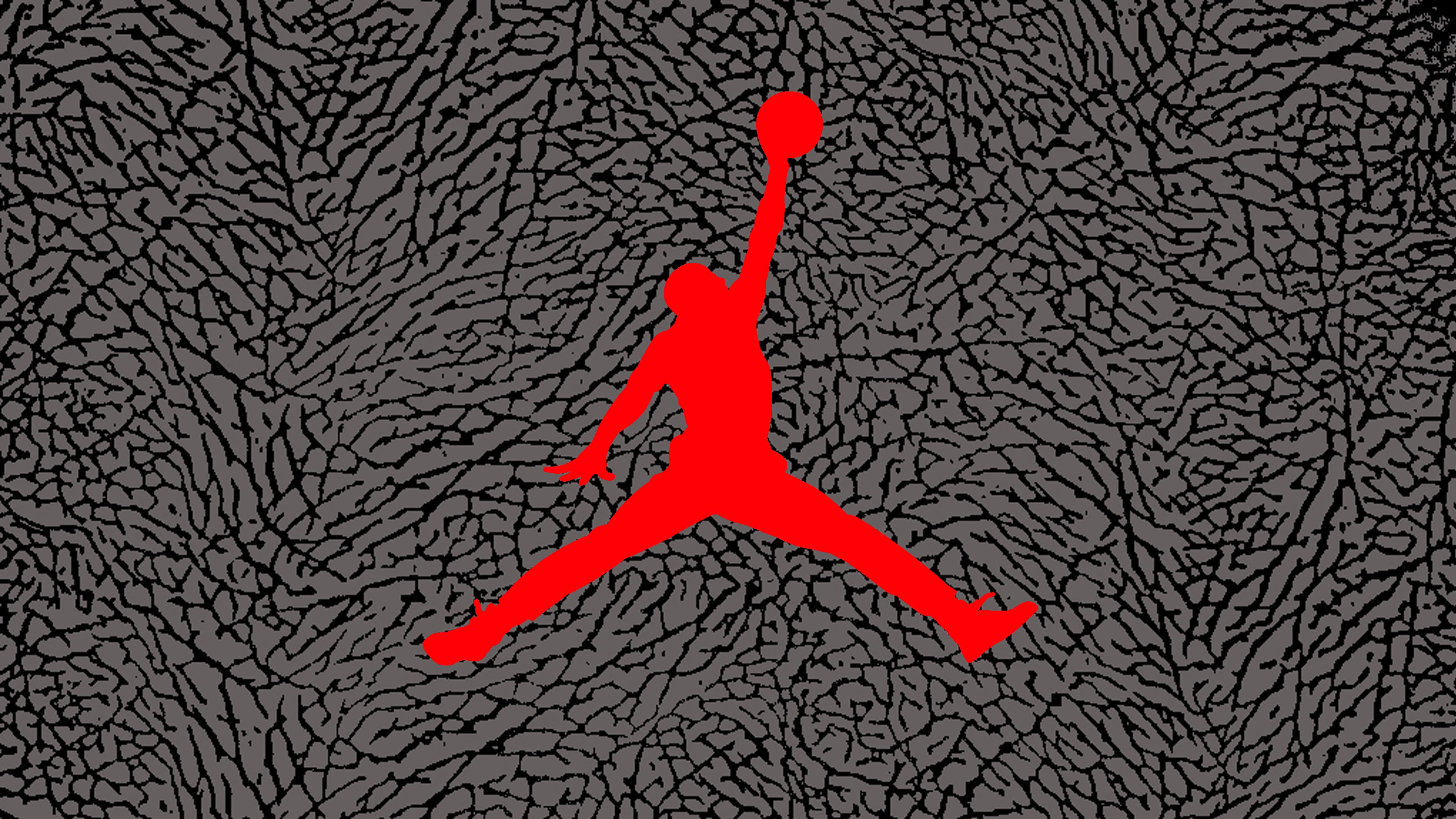 Air Jordan Backgrounds Milos Gemaljevic artwork amp design 3840x2160