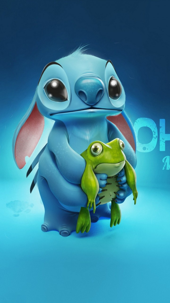 Lilo and Stitch Wallpaper HD for IPhone and Android   iPhone2Lovely 720x1280