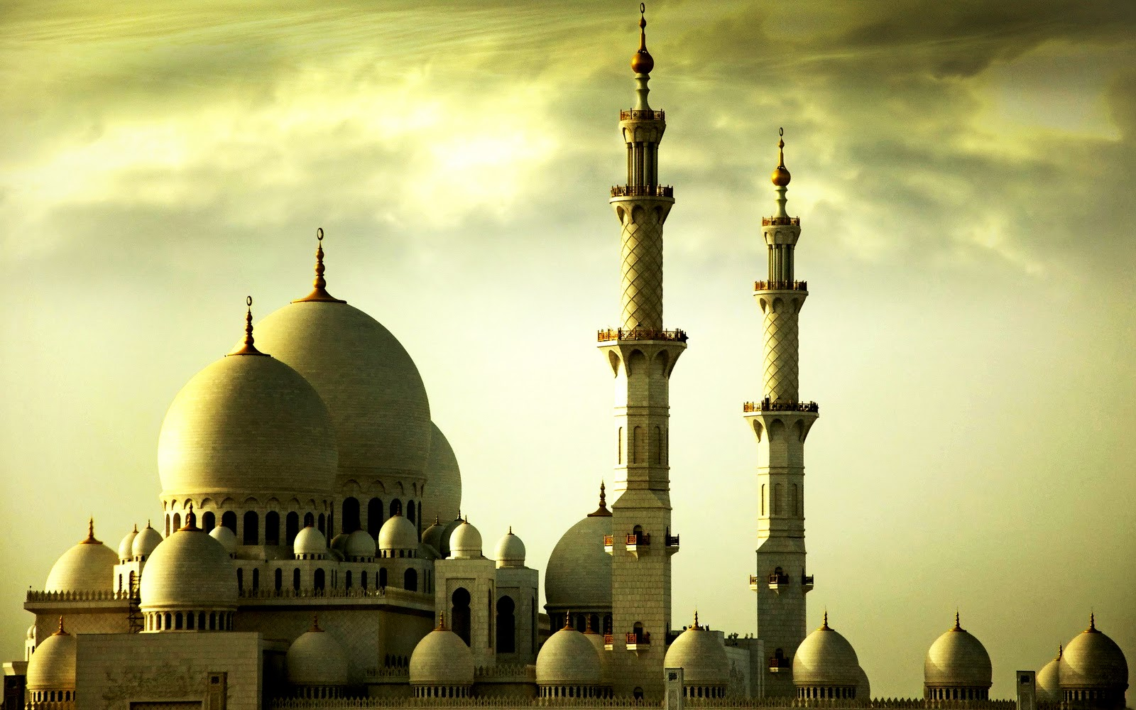 Islamic Mosque Wallpaper Hohomiche