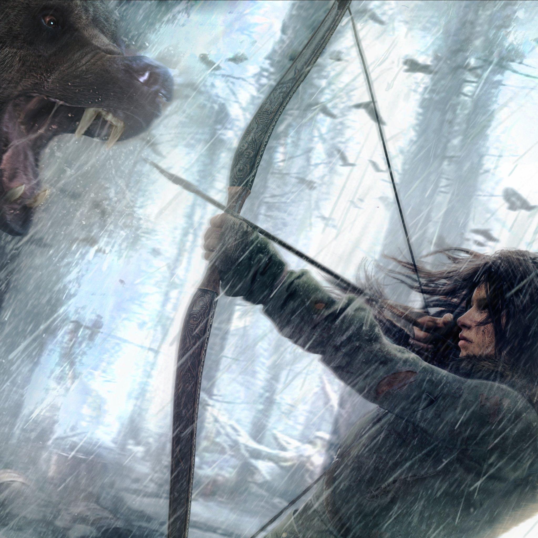 Tomb Raider Hd Wallpapers 1080p: Tomb Raider 4K Wallpaper