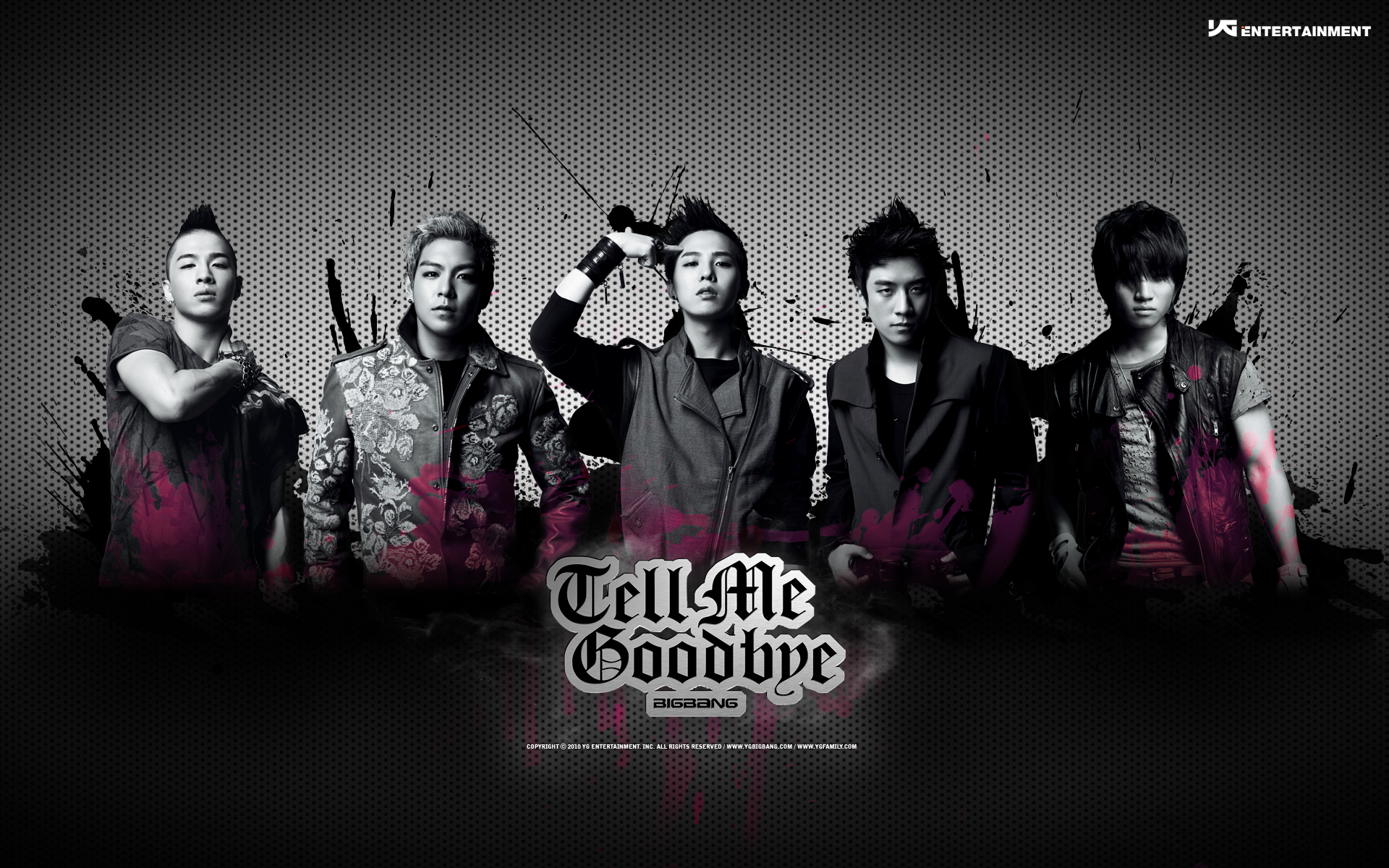 49 Kpop Bigbang Wallpaper On Wallpapersafari