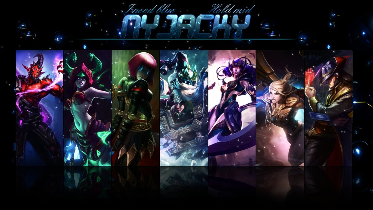 Free Download Go Back Images For League Of Legends Adc