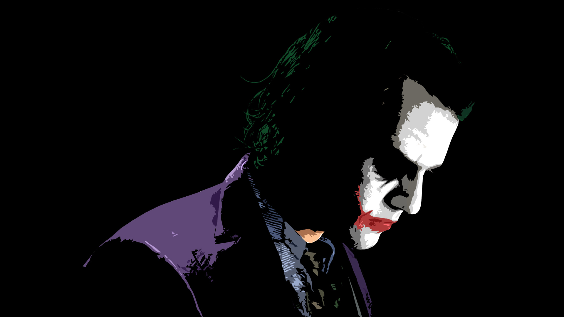 Wallpapers del Joker   Taringa 1920x1080