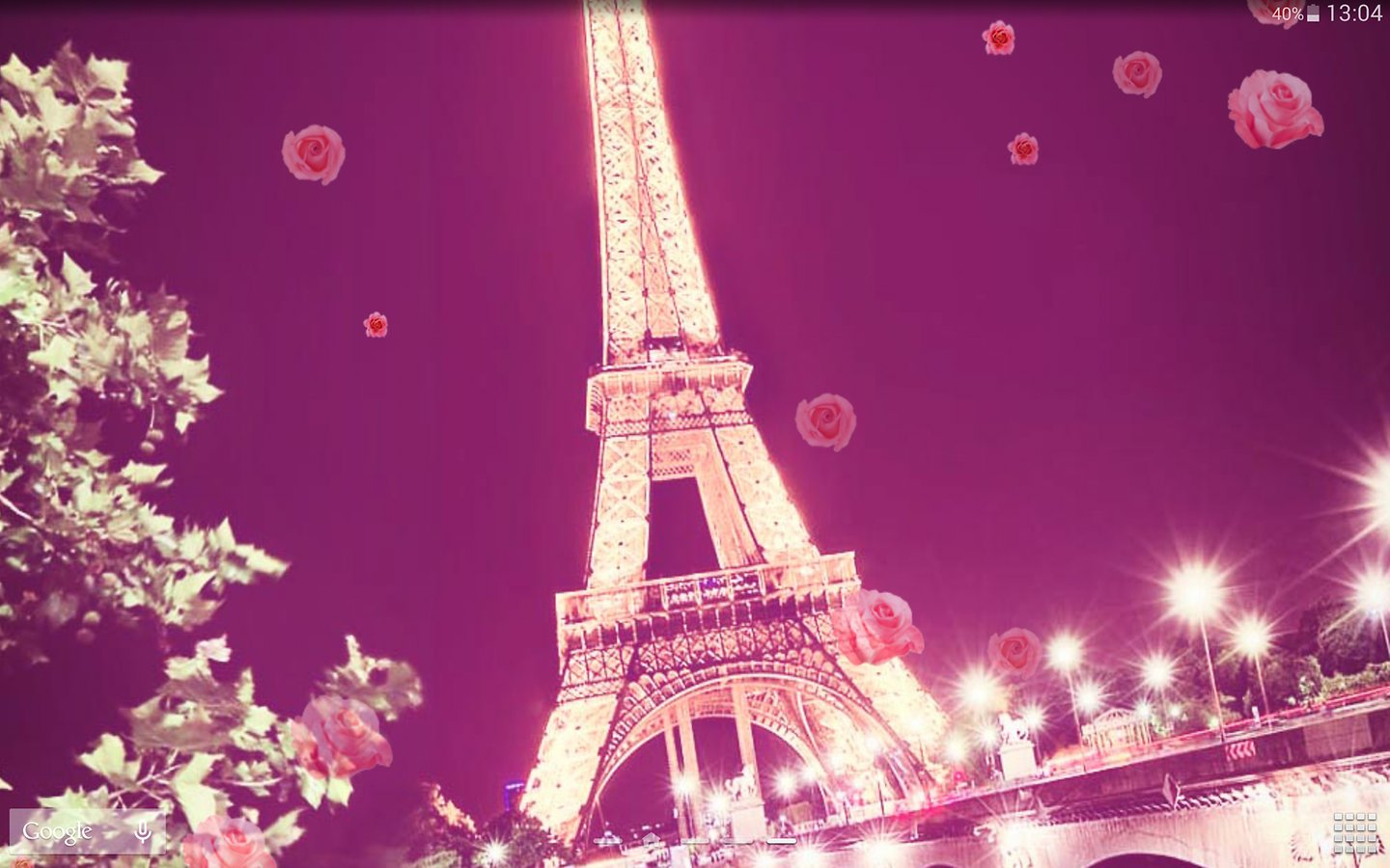Romantic Paris Live Wallpaper   Android Apps and Tests   AndroidPIT 1440x900
