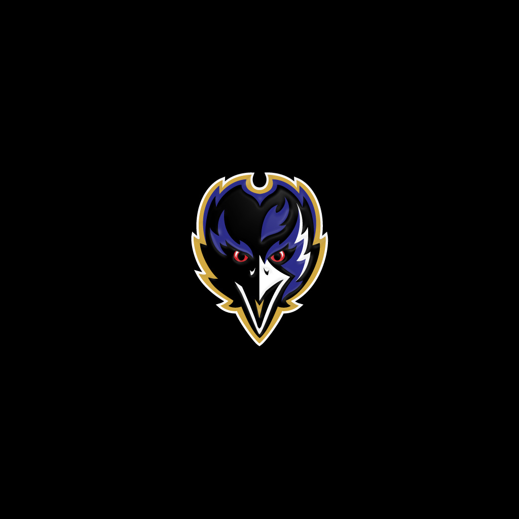 ravens wallpaper 1024x1024