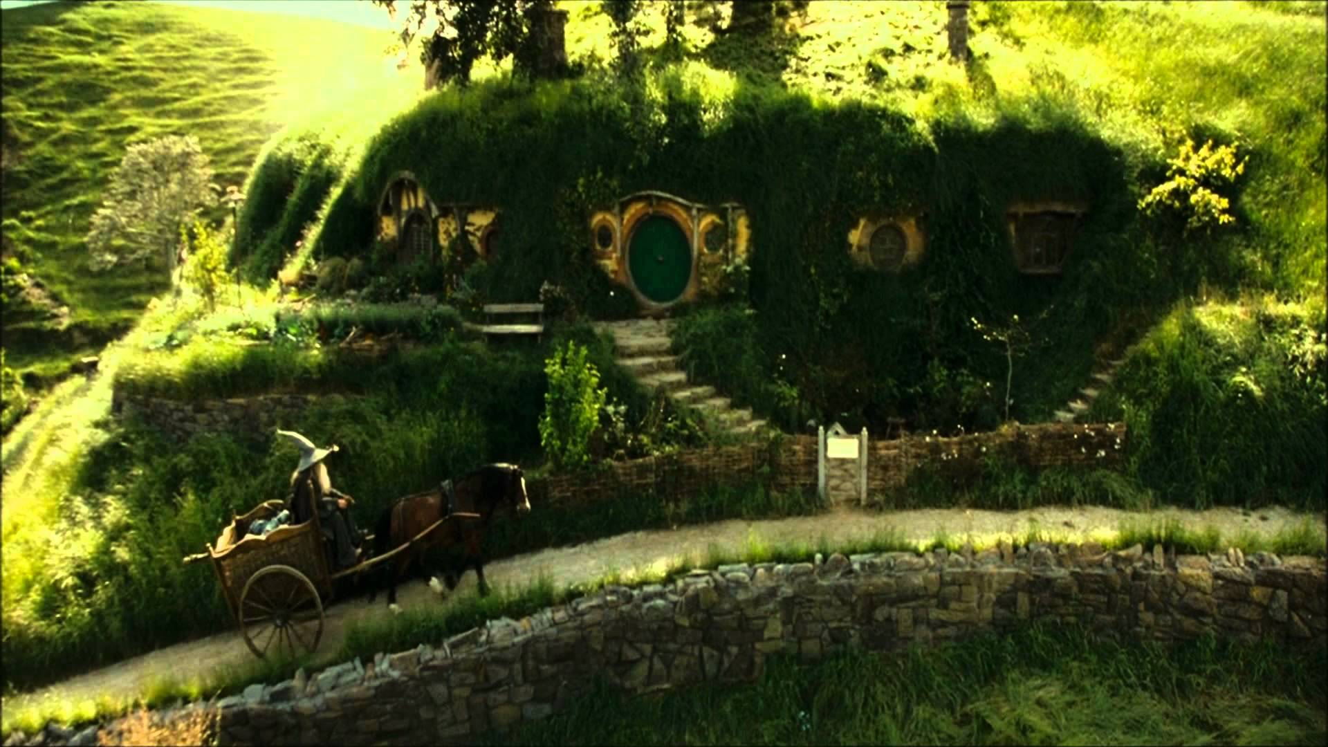 Displaying 16 Images For   The Shire Lord Of The Rings Movie 1920x1080