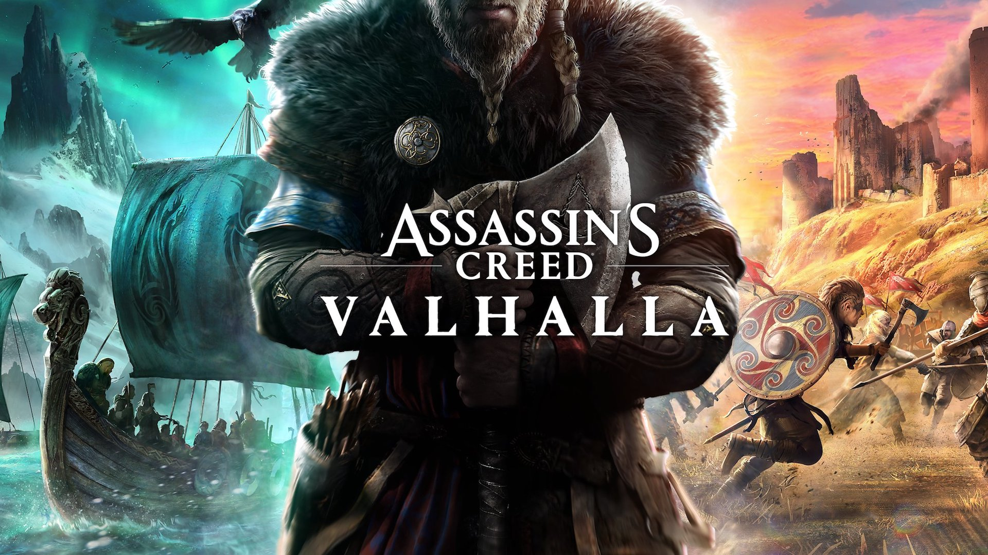 Assassins Creed Valhalla Releases in Holiday 2020 Hidden Blade 1920x1080