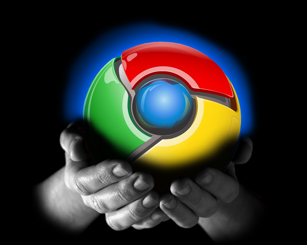 Google Chrome Wallpapers 1280x1024