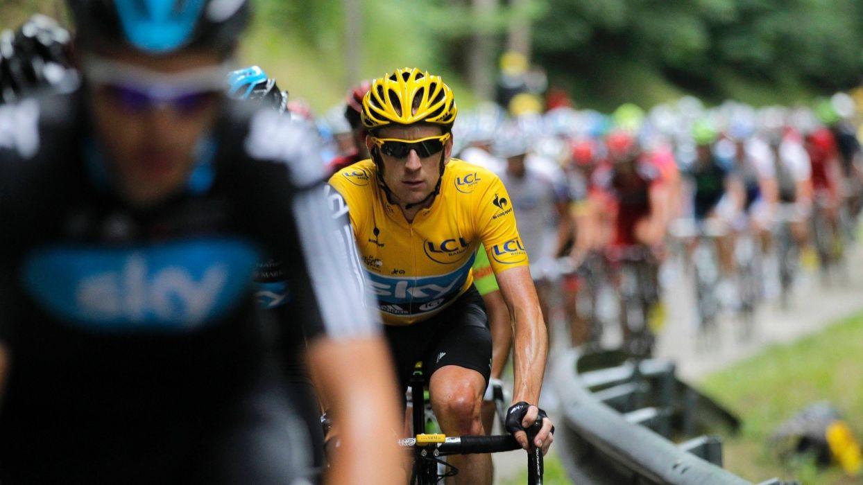 Sports British cycling races Tour de France cycles Bradley Wiggins 1244x700