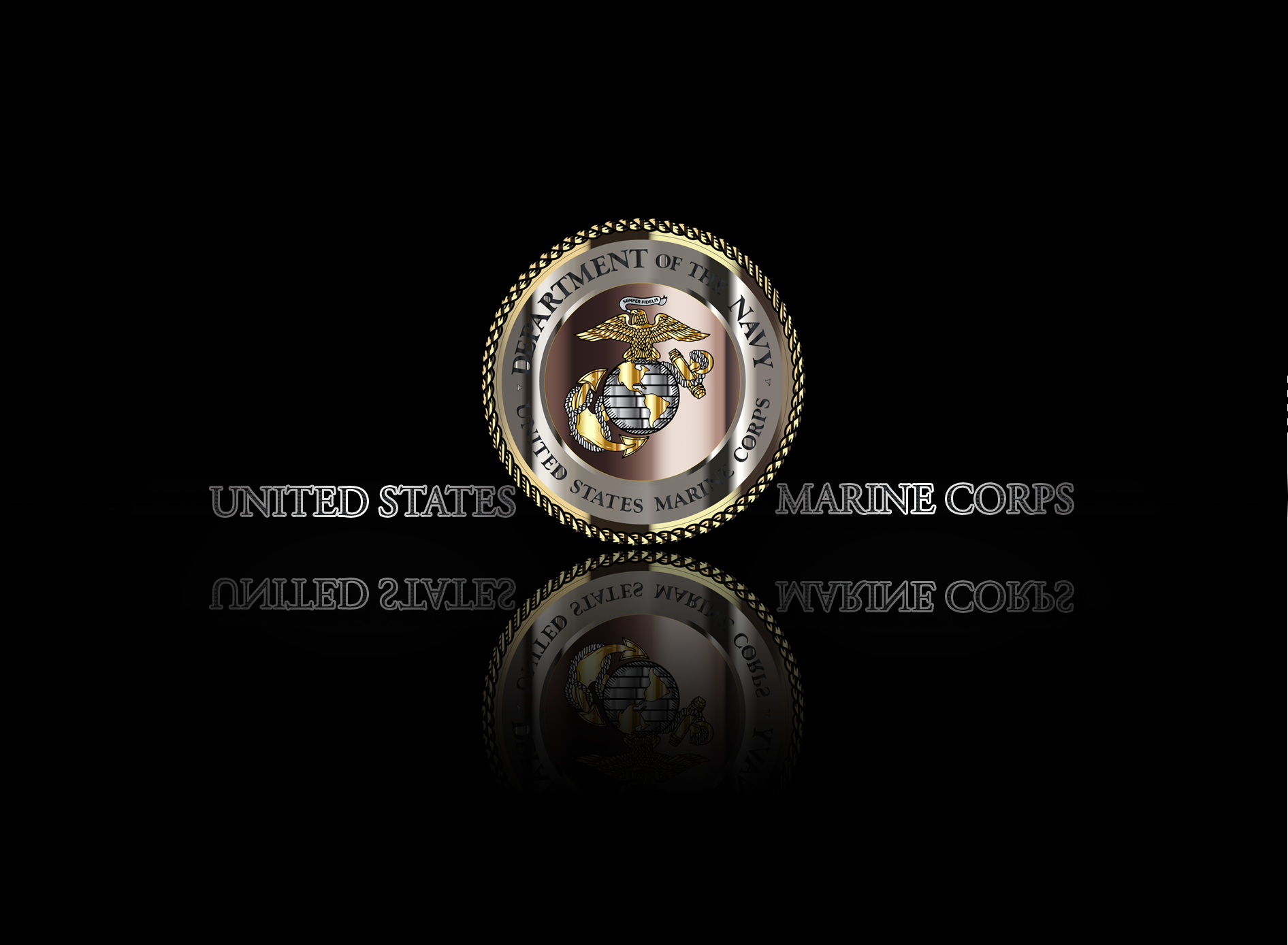 Wallpapers For Usmc Wallpaper Hd The Few The Proud 1892x1389