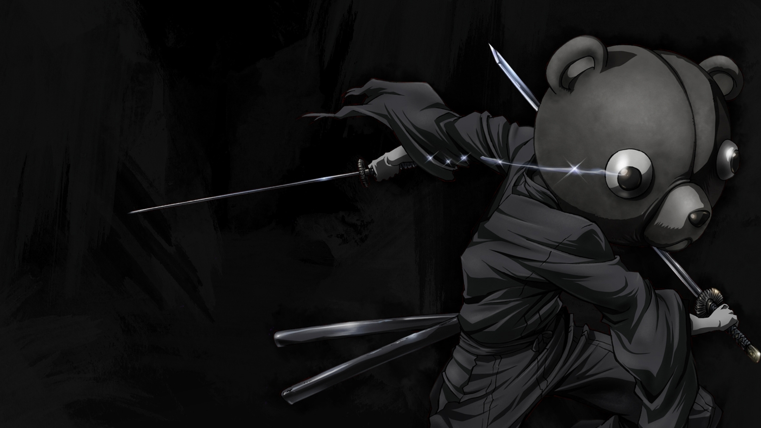 samurai simple background 1600x900 wallpaper Art HD Wallpaper download 2560x1440