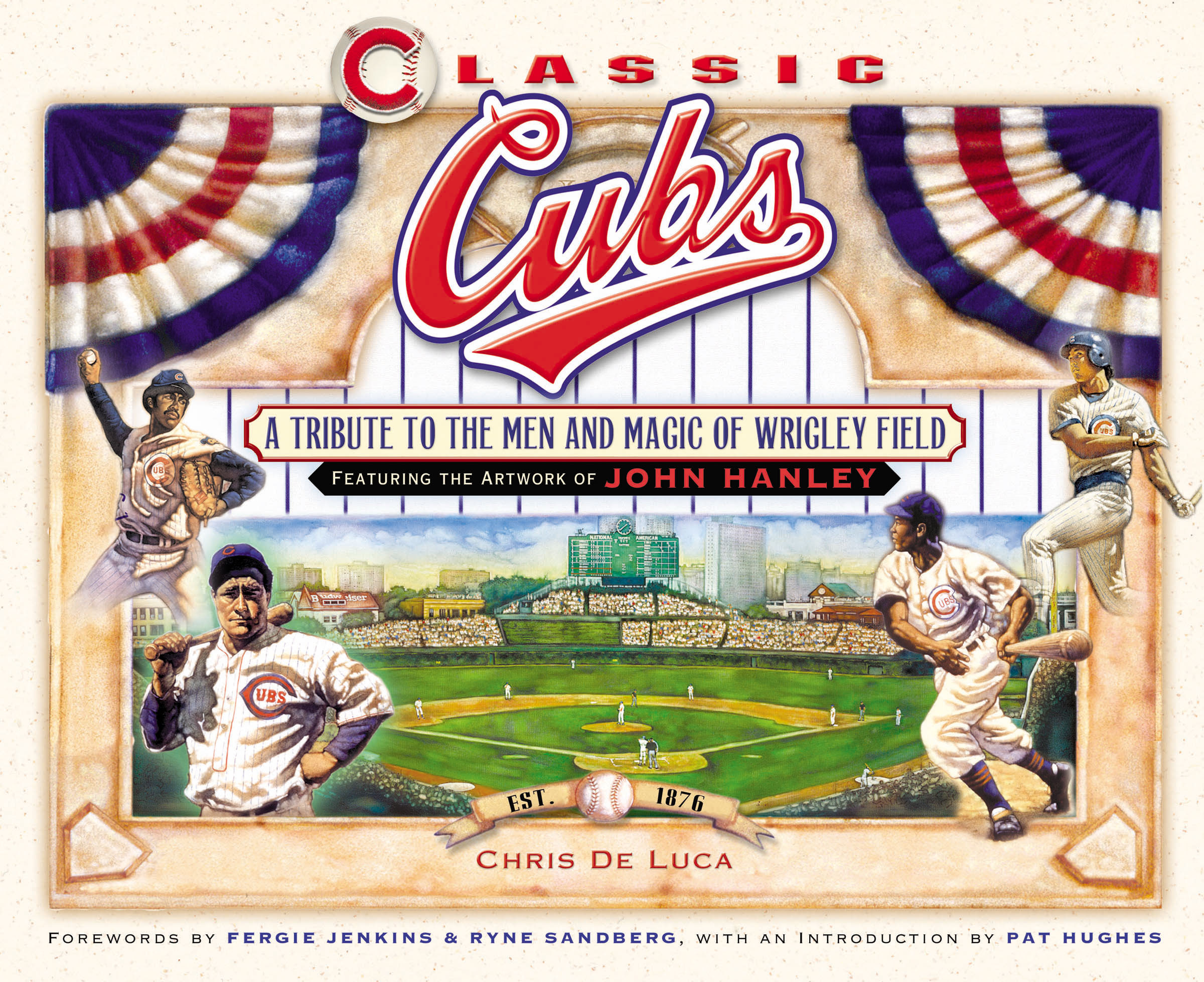 49 Cool Chicago Cubs Logo Wallpaper On Wallpapersafari