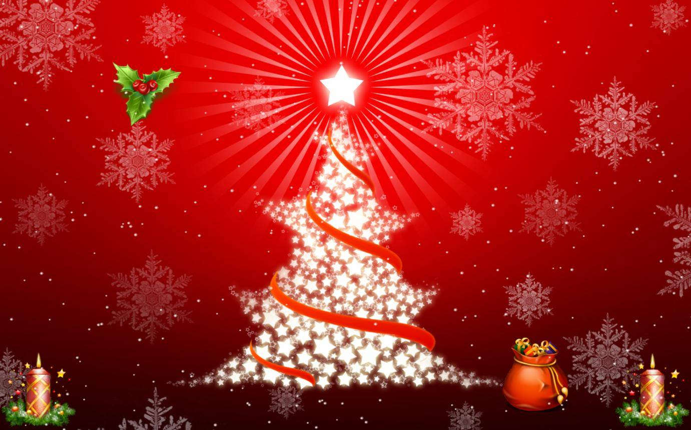 Animated Wallpapers Download For Christmas Wallpaper in Pixels 1381x859