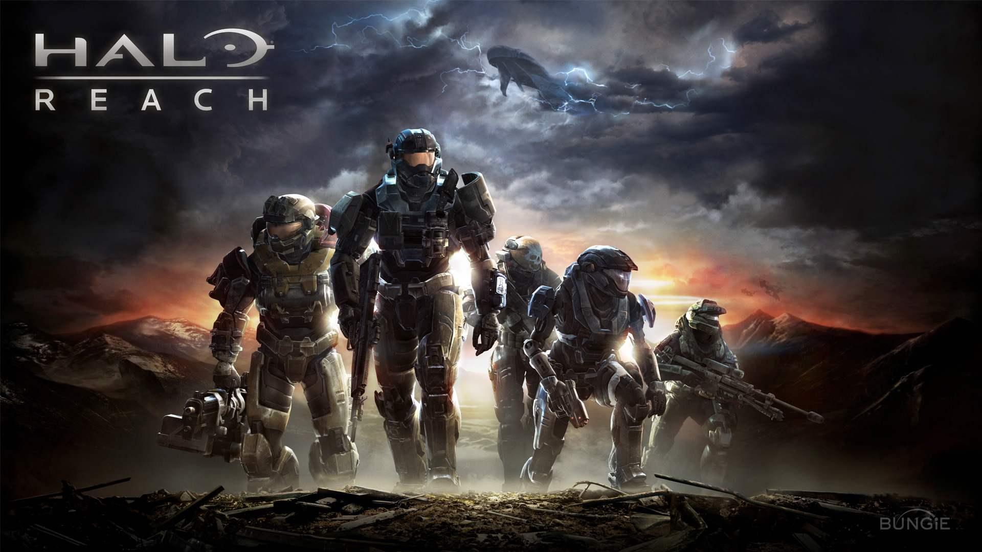 Halo Reach 1080p Wallpaper Halo Reach 720p Wallpaper 1920x1080