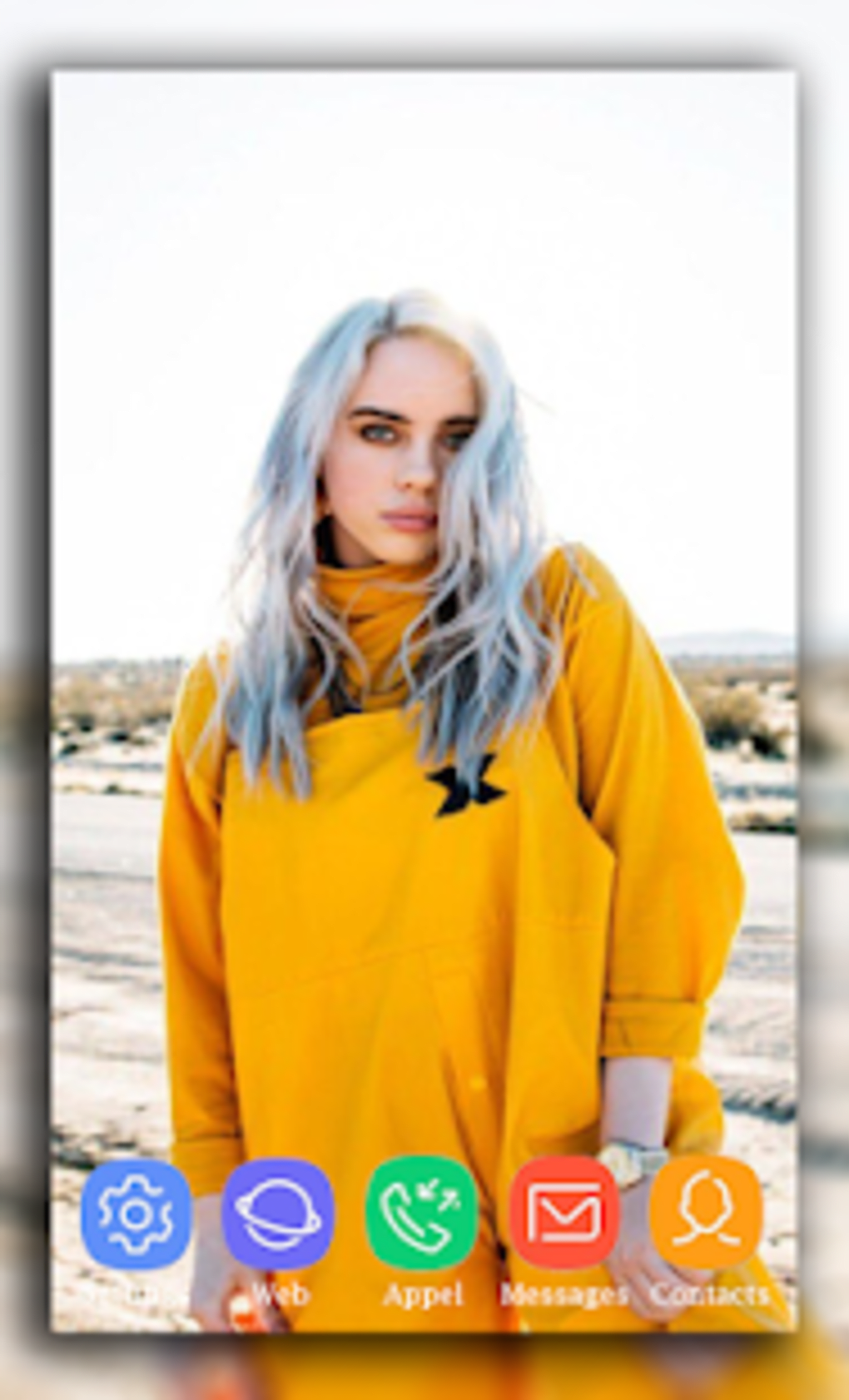 Billie Eilish Wallpaper 4K for Android   Download 1020x1682