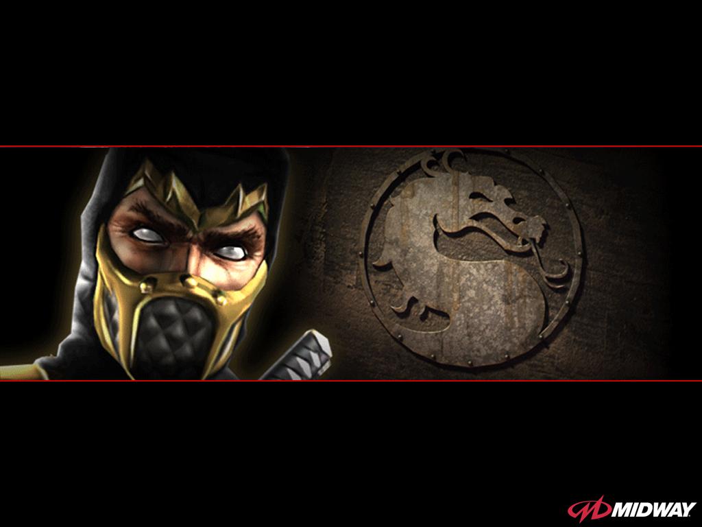 Scorpion Mortal Kombat 9 FOTOS 3D 1024x768