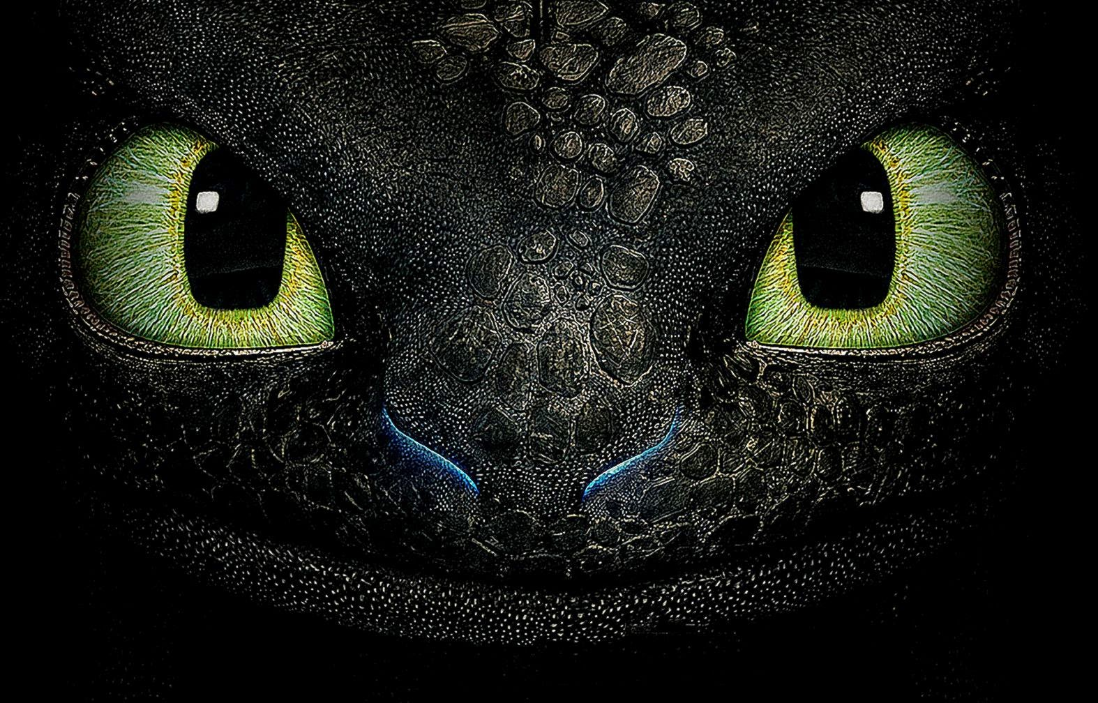 Toothless Wallpaper HD 1574x1008