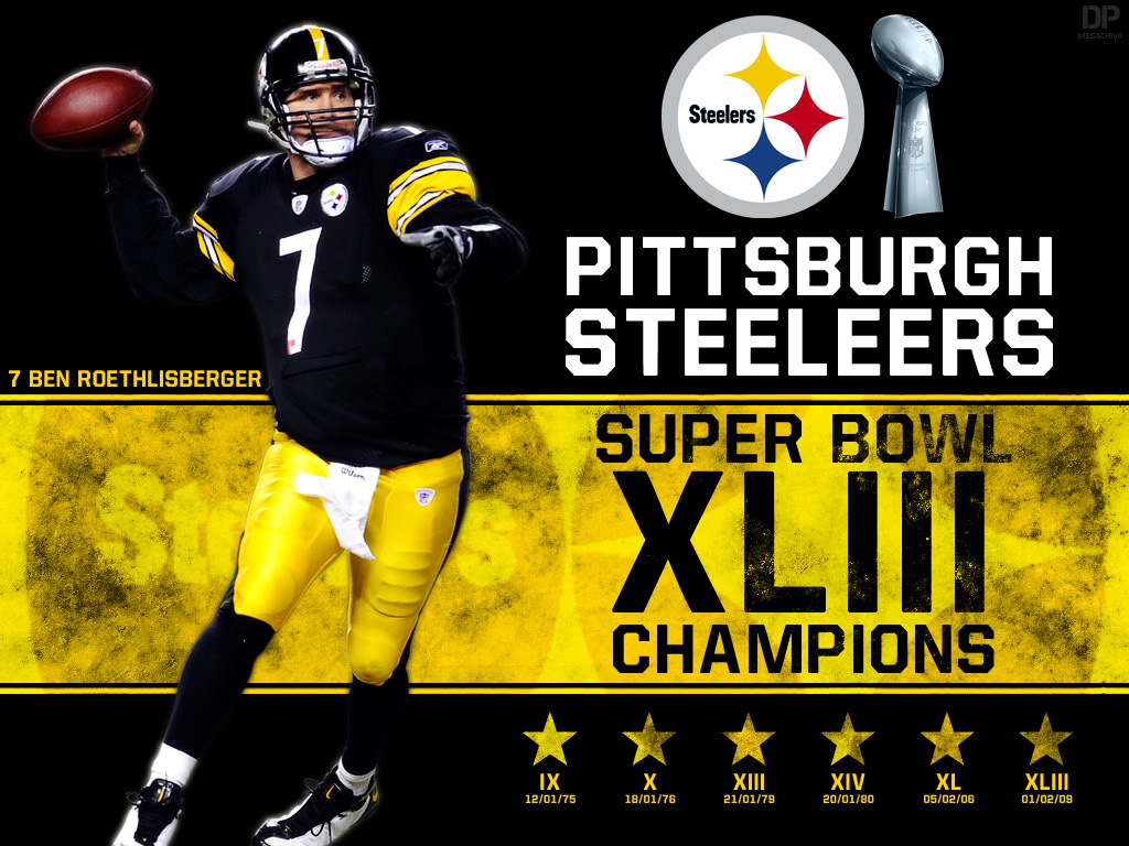 Pittsburgh Steelers background image Pittsburgh Steelers 1024x768