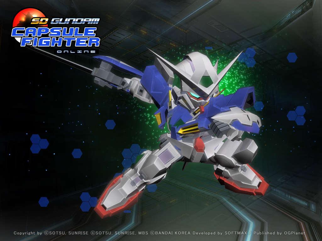 Gundam Exia Wallpaper 10 Background Wallpaper   Animewpcom 1024x768