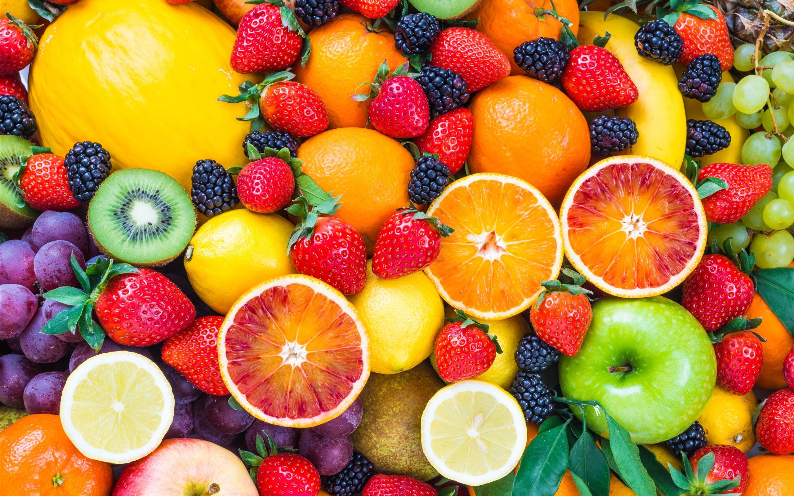 Red Raspberries Wallpaper Fruit 2020 Live Wallpaper HD 2560x1600